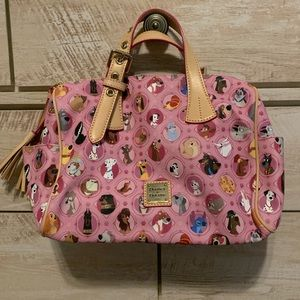 Dooney & Bourke Disney Dogs Satchel